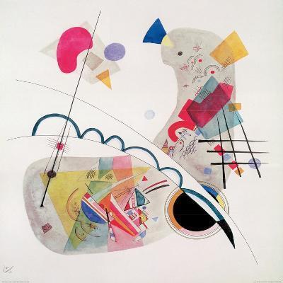 Grave Forme-Wassily Kandinsky-Giclee Print