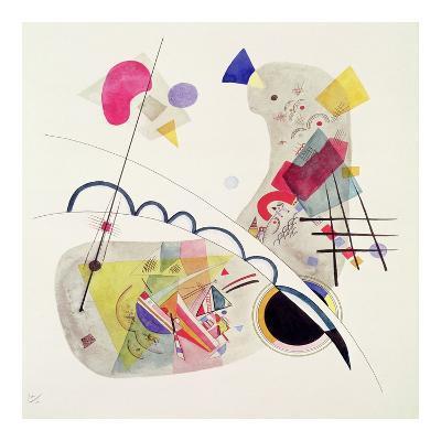 Grave Forme-Wassily Kandinsky-Art Print