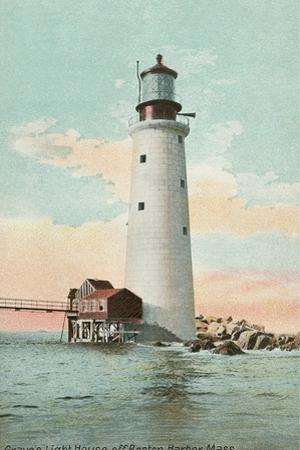 Graves Lighthouse, Boston Harbor