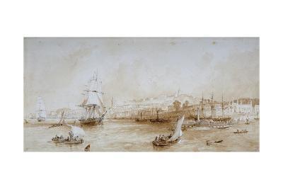 Gravesend, Kent, C1830-Thomas Mann Baynes-Giclee Print