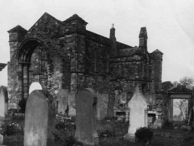 Graveyard--Photographic Print