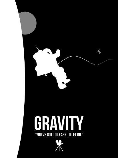 Gravity-David Brodsky-Art Print
