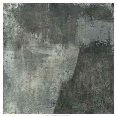 Gray Abstract I-Elena Ray-Art Print