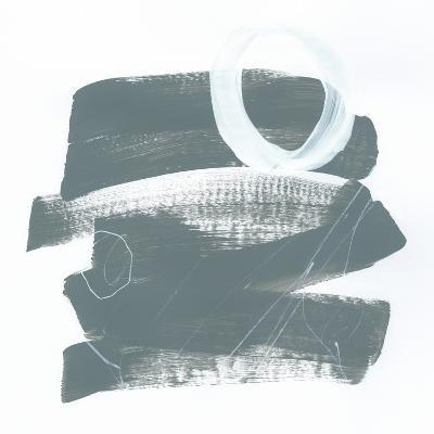 Gray and White IX-Mike Schick-Art Print