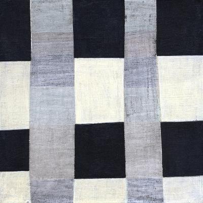Gray Plaid 2-Laura Nugent-Art Print