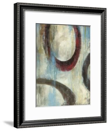 Grayson's Loops II-Wani Pasion-Framed Giclee Print