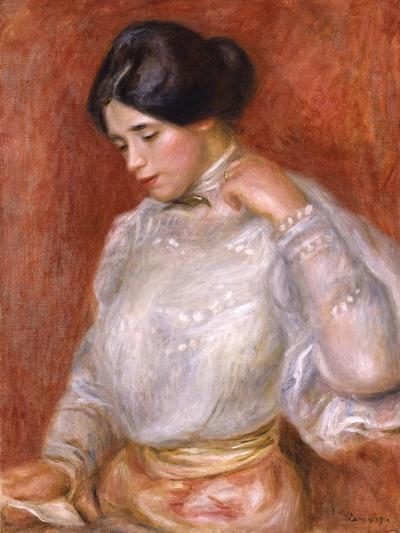 Graziella, 1896-Pierre-Auguste Renoir-Giclee Print