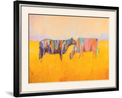 Grazing-JC Pino-Framed Photographic Print