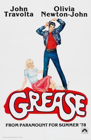 Grease, John Travolta, Olivia Newton-John, 1978, © Paramount Pictures/courtesy Everett Collection