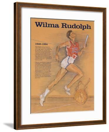 Great American Women - Wilma Rudolph