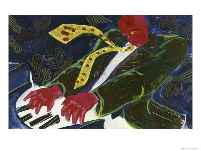 Great Balls O' Fire-Gil Mayers-Giclee Print