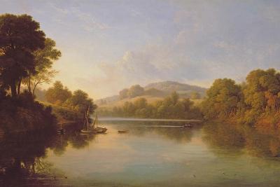 Great Barr, Staffordshire-John Glover-Giclee Print