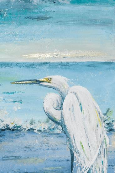 Great Blue Egret II-Patricia Pinto-Art Print