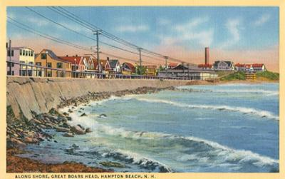 Great Boar's Head, Hampton Beach, New Hampshire