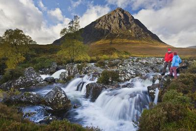 Great Britain, Scotland, Highlands, Invernessshire, Glen Coe-Rainer Mirau-Photographic Print