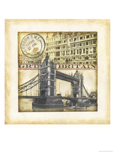 Great Britain-Tina Chaden-Art Print