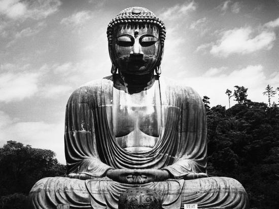 Great Buddha of Kamakura--Photographic Print