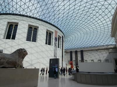 Great Court, British Museum, London Wc1, England, United Kingdom, Europe-Ethel Davies-Photographic Print