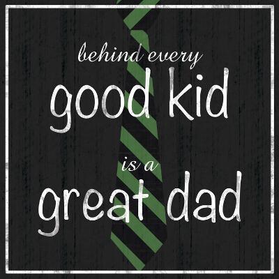 Great Dad-Lauren Gibbons-Premium Giclee Print