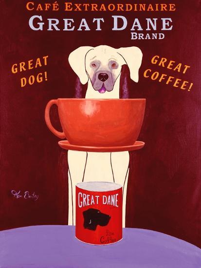 Great Dane Brand-Ken Bailey-Premium Giclee Print