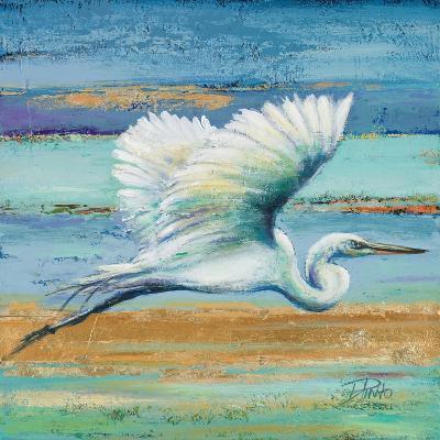 Great Egret I-Patricia Pinto-Art Print