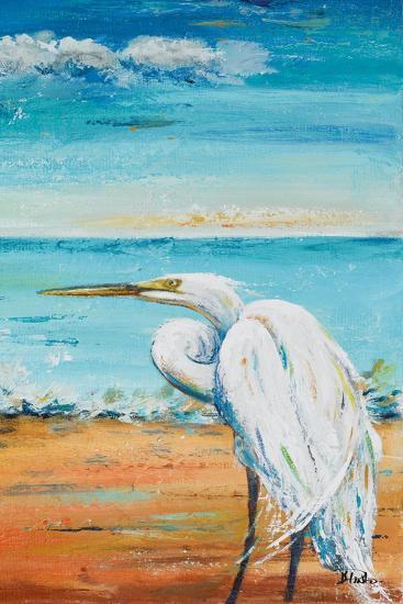 Great Egret II-Patricia Pinto-Premium Giclee Print