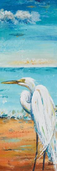 Great Egret Panel II-Patricia Pinto-Premium Giclee Print