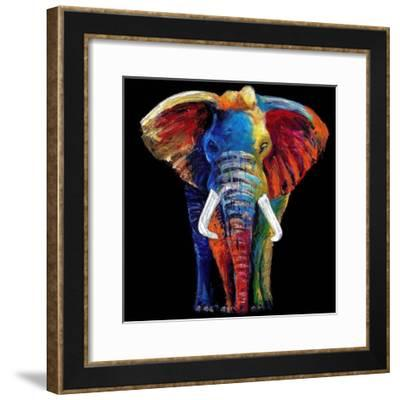 Great Elephant-Clara Summer-Framed Art Print