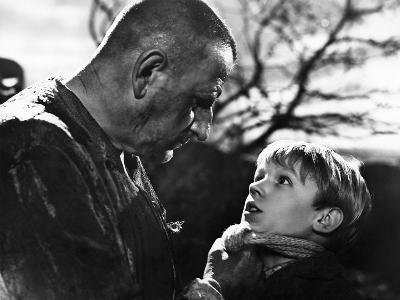Great Expectations, Finlay Currie, Tony Wager, 1946--Photo