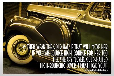 Great Gatsby Epigraph--Photo