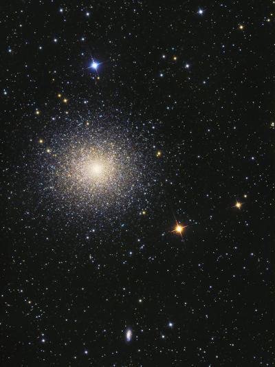Great Globular Cluster in Hercules-Stocktrek Images-Photographic Print