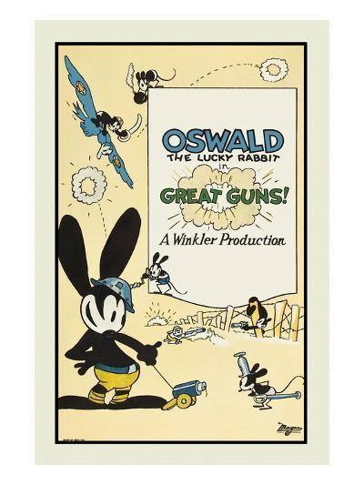 Great Guns-Winkler-Art Print