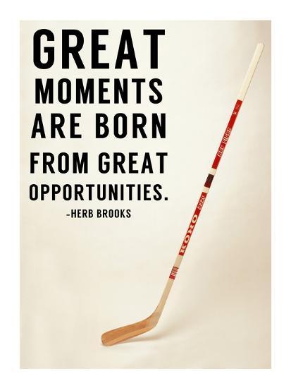 Great Moments-Sports Mania-Art Print