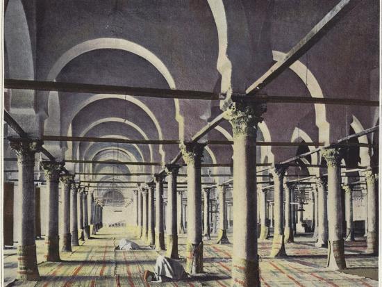 Great Mosque of Kairouan--Photographic Print