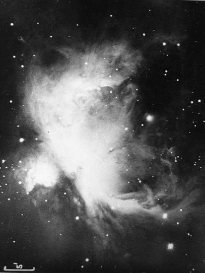 Great Nebula in Orion (NGC 1976 - M4), 16 November 1898--Giclee Print