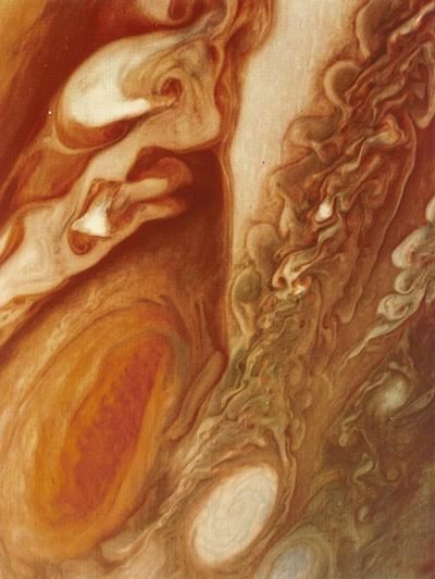 Great Red Spot on Jupiter, 1979--Giclee Print