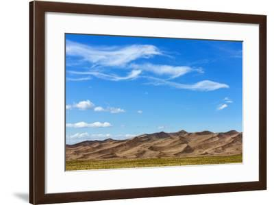 Great Sand Dunes National Park And Preserve, Colorado-Ian Shive-Framed Photographic Print