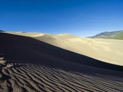 Great Sand Dunes National Park, Colorado, USA-Christian Kober-Photographic Print