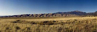 Great Sand Dunes National Park, Colorado, USA-Paul Andrew Lawrence-Photographic Print