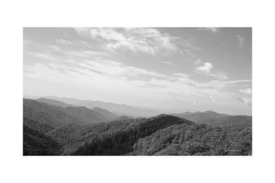 Great Smoky Mountains-Herb Dickinson-Art Print