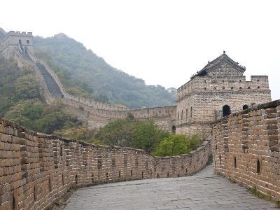 Great Wall of China, UNESCO World Heritage Site, Mutianyu, China, Asia-Kimberly Walker-Photographic Print