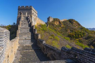 Great Wall of China-Alan Copson-Photographic Print