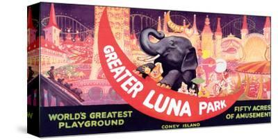 Greater Luna Park, The Worlds Greatest Playground