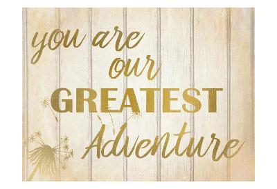 Greatest Adventure-Kimberly Allen-Art Print