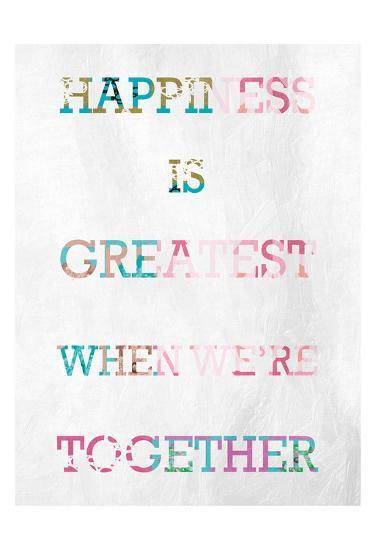 Greatest Happiness-Marcus Prime-Art Print