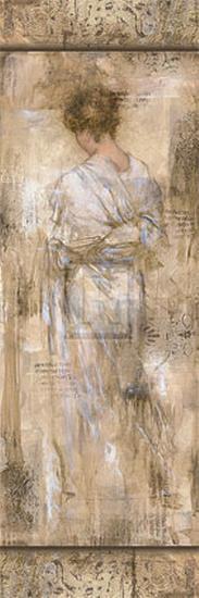 Grecian Bath I-Francois Fressinier-Art Print