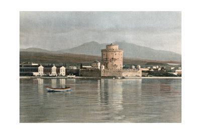 Greece, Thessaloniki 1900--Giclee Print