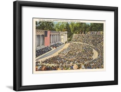 Greek Amphitheatre, Berkeley