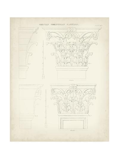 Greek and Roman Architecture III-Thomas Kelly-Art Print