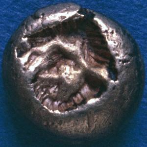 Greek Diobolo, Greek Coins, 5th Century BC